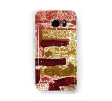 Reverse Side  Samsung Galaxy Case/Skin