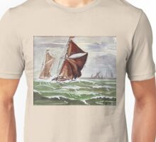 Maybe we could sail away... Unisex T-Shirt