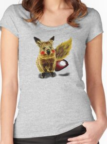 I CHOOSE YOU!! Women's Fitted Scoop T-Shirt