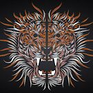 tiger line by vinpez