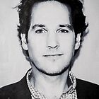 Paul Rudd by michaelroman