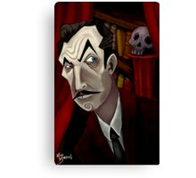 Mr. Vincent Price Canvas Print