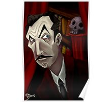 Mr. Vincent Price Poster