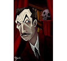 Mr. Vincent Price Photographic Print