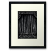 A Foul Play Framed Print
