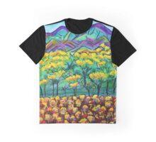 Pastels - Wattle season Graphic T-Shirt