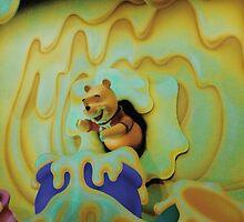 Winnie the Pooh  by Disneyland1901