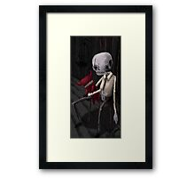 Midnight and Room to Spare Framed Print