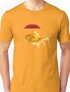 fish umbrellas Unisex T-Shirt