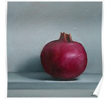 Still life with pomegranate  Poster