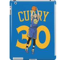 Steph Curry iPad Case/Skin