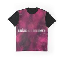 Yung Lean Unknown Memory Graphic T-Shirt