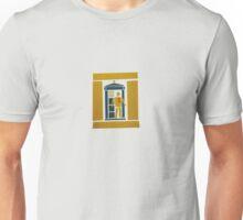 Saul Bass Tardis Unisex T-Shirt
