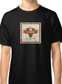 1984 Orwell Victory Gin Classic T-Shirt