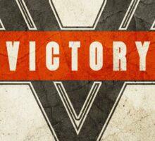 1984 Orwell Victory Gin Sticker