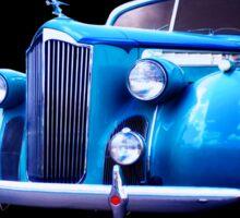 1940 Packard Club Sedan Sticker