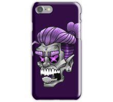 Edgy Bang iPhone Case/Skin