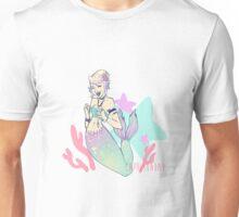 bubbly mermaid Unisex T-Shirt