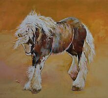 Gypsy Horse by Michael Creese