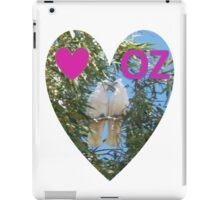 Love OZ iPad Case/Skin