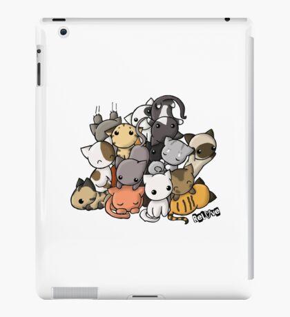 Pile of Kitties iPad Case/Skin