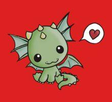 Love Dragon  Kids Clothes