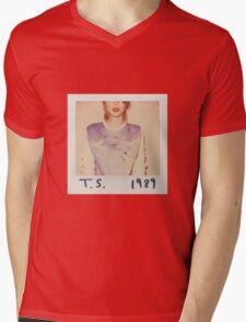 1989 Taylor Swift Mens V-Neck T-Shirt
