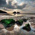Hollywell bay by clayton  jordan