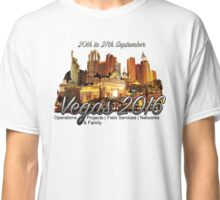 Vegas for the team Classic T-Shirt