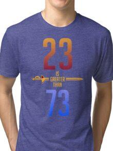 23>73 Tri-blend T-Shirt