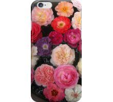 Pick a rose iPhone Case/Skin