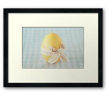 Easter Sunny Framed Print