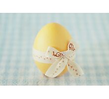 Easter Sunny Photographic Print