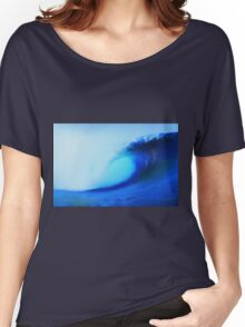 Wave A Women's Relaxed Fit T-Shirt