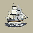 The Jolly Roger by Sarah  Mac
