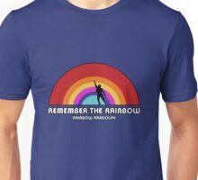 Remembering Rainbow Randolph Unisex T-Shirt