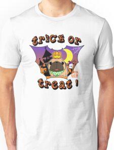 Halloween Pug 1 series Unisex T-Shirt