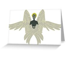 winging it Greeting Card