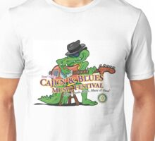 Simi Valley Cajun & Blues music festival Unisex T-Shirt
