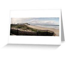 Bar Beach (Newcastle) Greeting Card