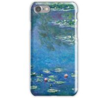 Claude Monet - Water Lilies (1906)  iPhone Case/Skin