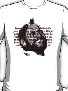 Beware The Beast Man (1) - Planet of the Apes T-Shirt