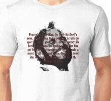 Beware The Beast Man (1) - Planet of the Apes Unisex T-Shirt