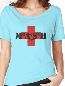 Mash 4077th Women's Relaxed Fit T-Shirt