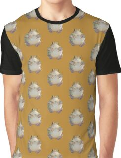 Flying Toad Graphic T-Shirt