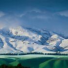 Bendigo Snow Storm by focuscreative