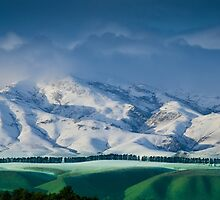 Bendigo Snow Storm by focuscreative