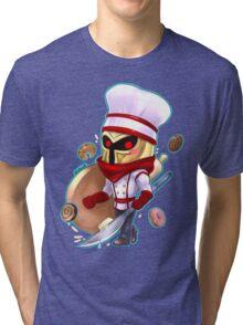 LOL - Chibi Baker Pantheon Tri-blend T-Shirt