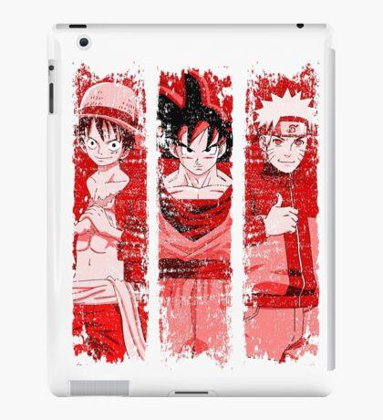 THREE HEROES iPad Case/Skin