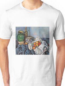 Paul Cezanne - Still Life with Apples (1893 - 1894)  Unisex T-Shirt